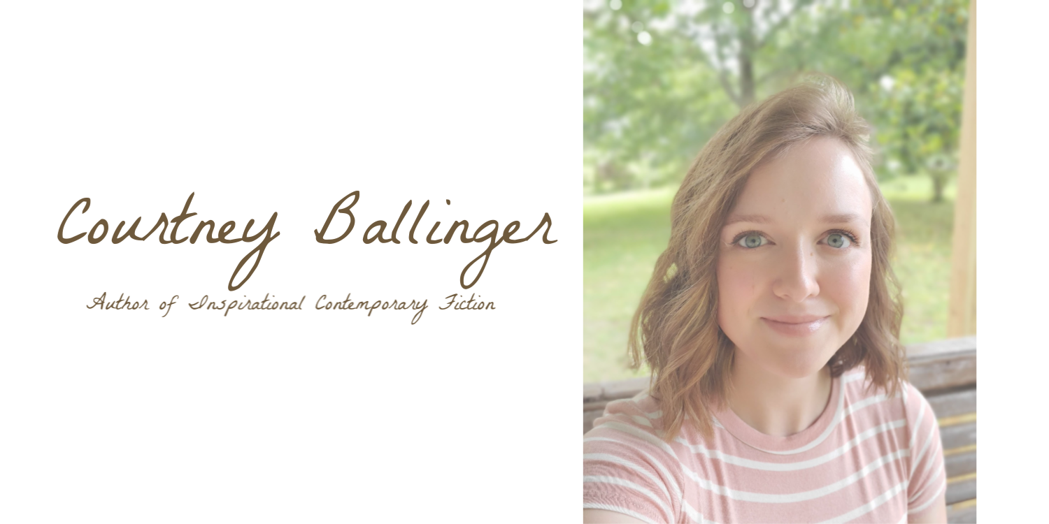 Courtney Ballinger Books